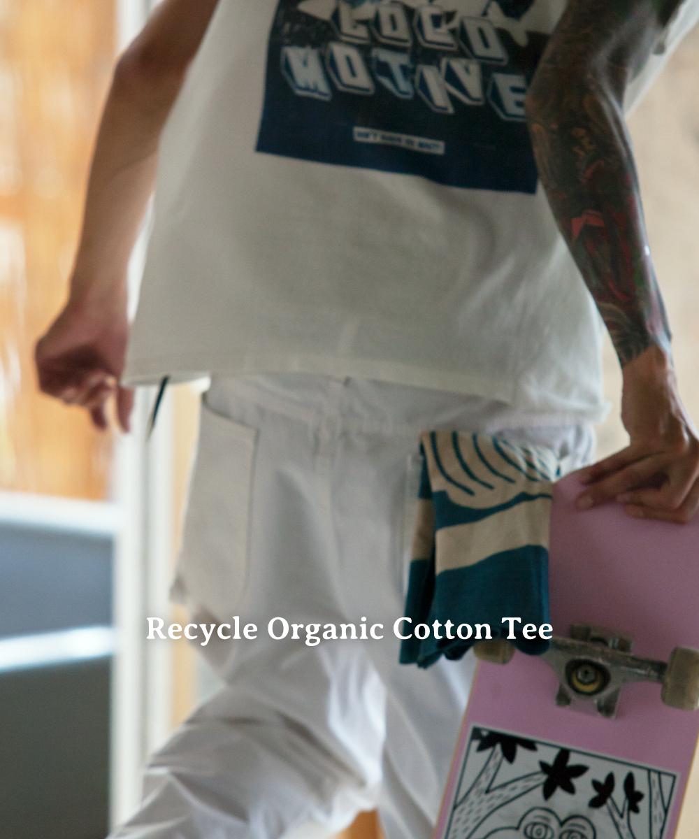 organic cotton tee